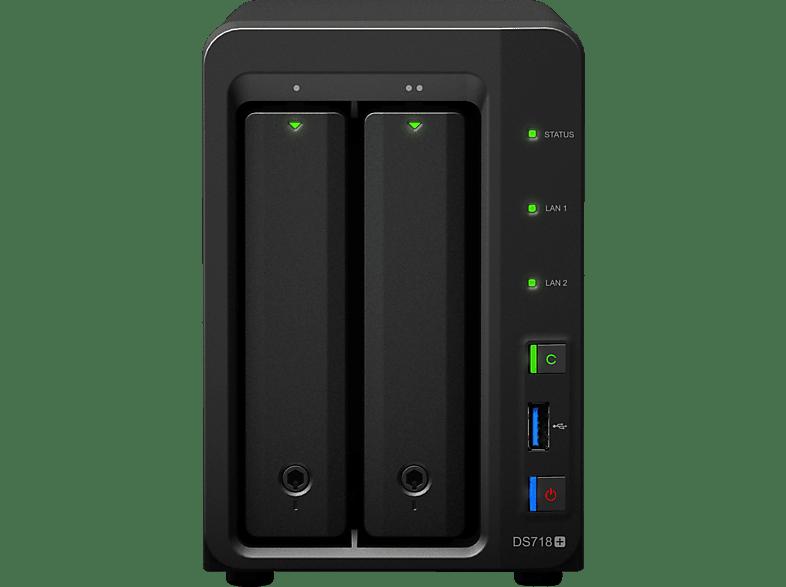 SYNOLOGY DiskStation DS718+ 3,5 Zoll extern kaufen | SATURN