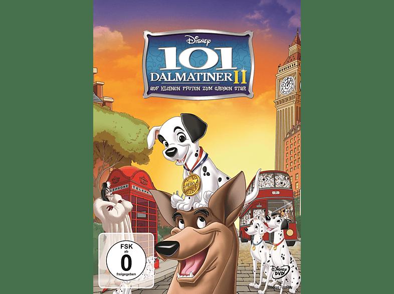 101 Dalmatiner Teil 2: Auf kleinen Pfoten zum großen Star! [DVD]
