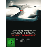 STAR TREK: The Next Generation – Complete Boxset [DVD]