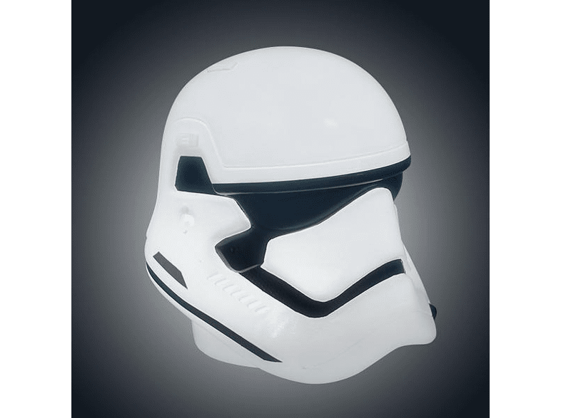 ABYSSE CORP Star Wars 3D LED Mood Light First Order Stormtrooper Merchandise, white