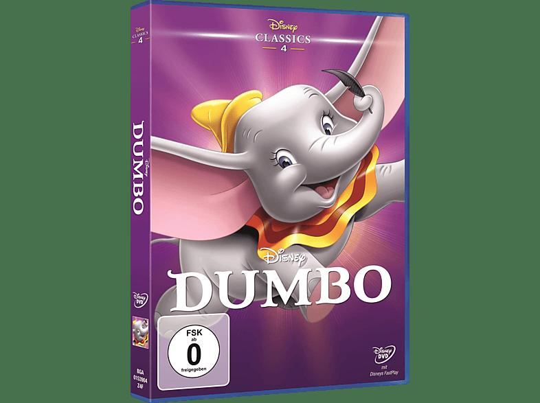 Dumbo (Disney Classics)  [DVD]