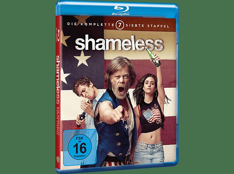Shameless - Die komplette 7.Staffel [Blu-ray]