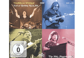 Vanilla Fudge - Live At Sweden Rock 2016  - (CD + DVD Video)