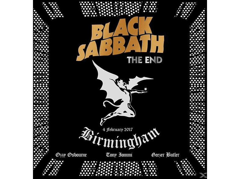 Black Sabbath - The End (Bluray) [Blu-ray]