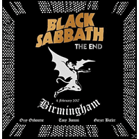 Black Sabbath - The End (Bluray)  - (Blu-ray)
