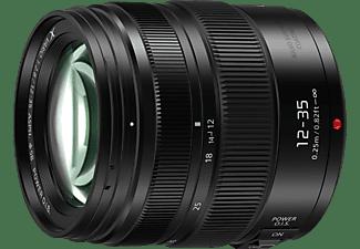 PANASONIC H-HSA 12035 Lumix G 12 mm - 35 mm f/2.8 OIS (Objektiv für Micro-Four-Thirds, Schwarz)
