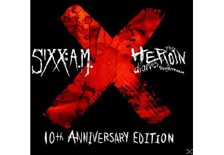 Sixx: Am - The Heroin Diaries Soundtrack  - (CD)