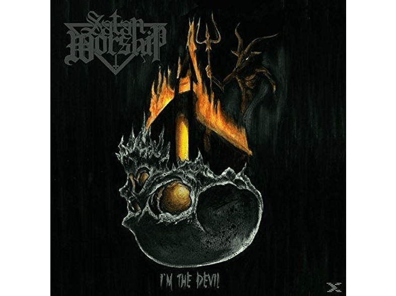 Satan Worship - I'm The Devil (Black Vinyl) [Vinyl]