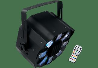 EUROLITE 51918616 FE-700 Flowereffekt LED-Lichteffekt, Schwarz