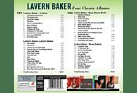 LaVern Baker - Four Classic Albums [CD]