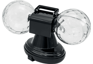 EUROLITE 51812262 MDB-12 Mini Double Ball LED-Lichteffekt Mehrfarbig