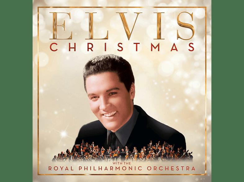 Elvis Presley, Royal Philharmonic Orchestra - Christmas With Elvis And The Royal Philharmonic Orchestra [CD]