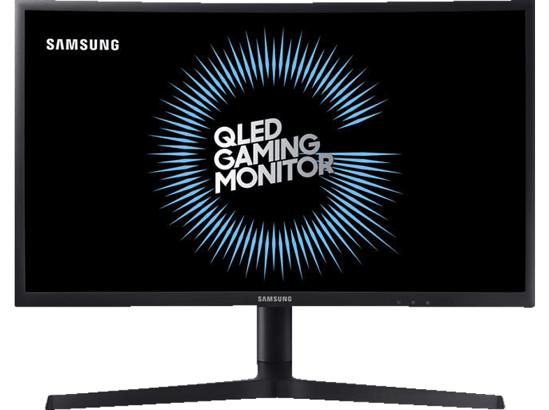 SAMSUNG C27FG73 LED Curved 27 Zoll Full-HD Gaming Monitor (1 ms Reaktionszeit, FreeSync, 144 Hz)
