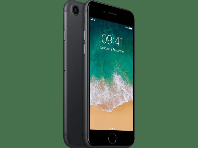 APPLE iPhone 7 32GB fekete kártyafüggetlen okostelefon