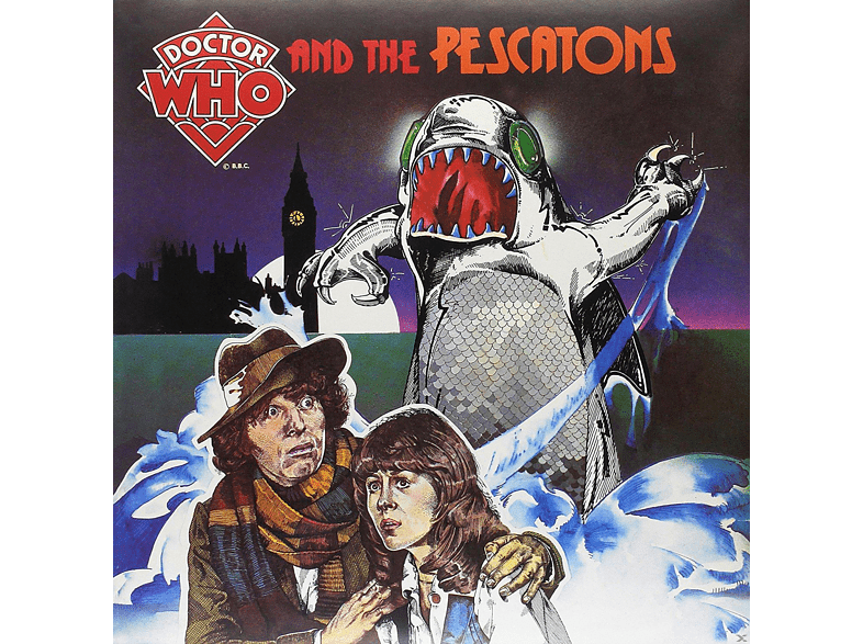 VARIOUS - Doctor Who And The Pescatons...(Gtf.Coloured 2LP) [Vinyl]