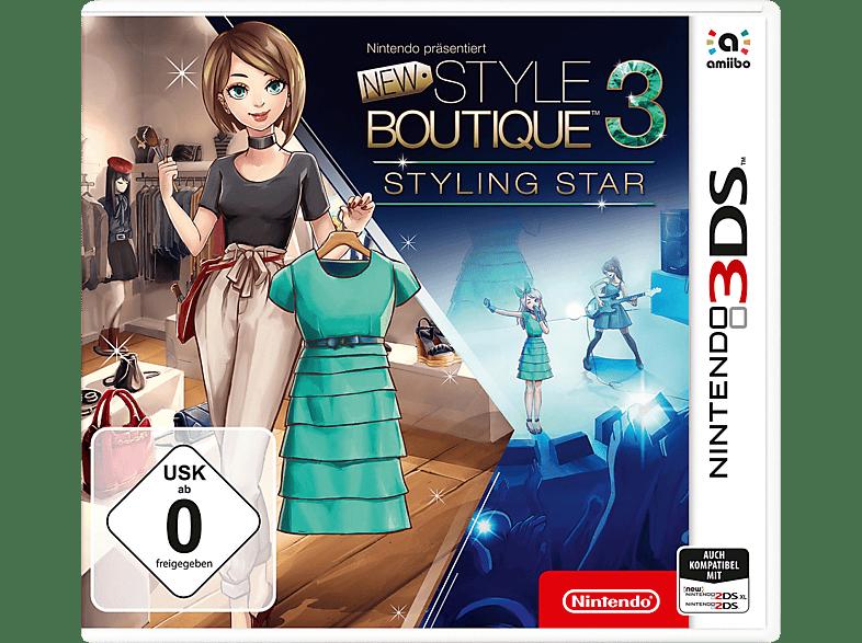 Nintendo präsentiert: New Style Boutique 3: Styling Star [Nintendo 3DS]