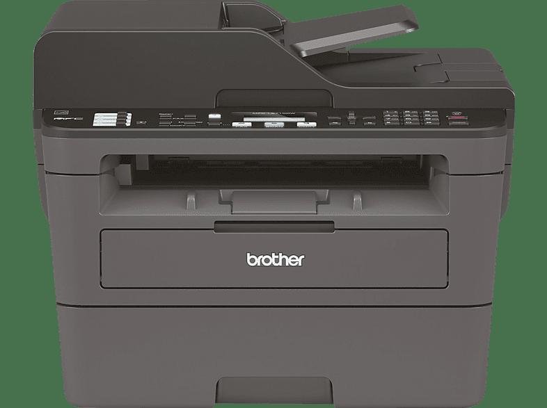 BROTHER MFC-L2710DW Elektrofotografischer Laserdruck 4-in-1 Multifunktionsgerät WLAN Netzwerkfähig