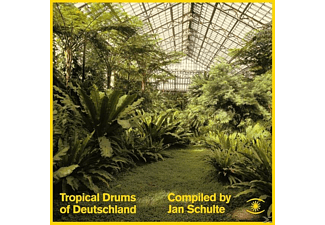 VARIOUS - Tropical Drums of Deutschland  - (CD)