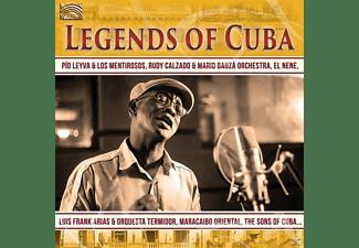 VARIOUS - Legends Of Cuba  - (CD)