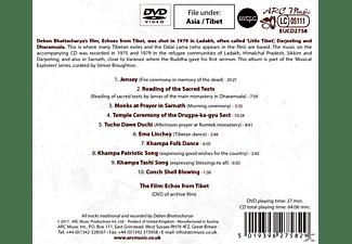 VARIOUS - Musical Explorers-Music Of Tibet  - (CD + DVD Video)
