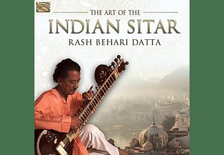 Rash Behari Datta - The Art Of The Indian Sitar  - (CD)