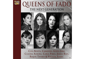 VARIOUS - Queens Of Fado-The Next Generation  - (CD)