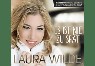 Laura Wilde - Es Ist Nie Zu Spät (Deluxe Edition)  - (CD)