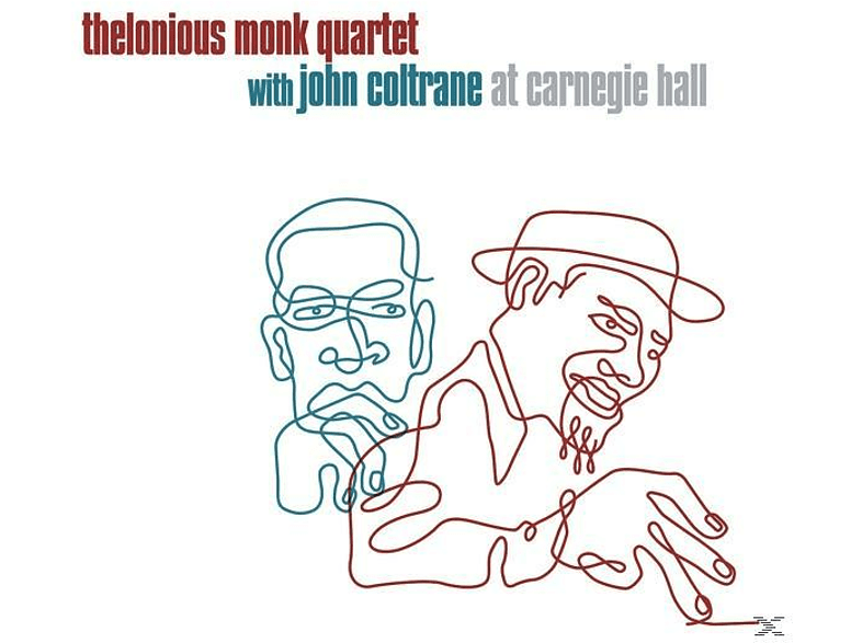 John Coltrane, Thelonious Quartet Monk - At Carnegie Hall (Incl.DL-Code) [Vinyl]