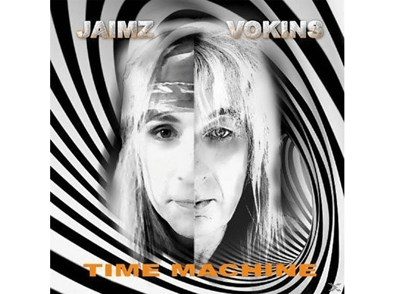 Jaimz Vokins - Time Machine [CD]
