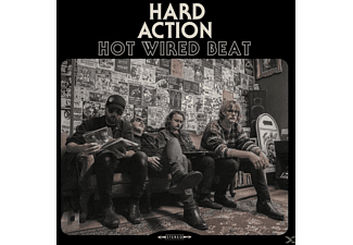 Hard Action - Hot Wired Beat  - (CD)