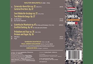 Barbara Buntrock, Paul Armin Edelmann, Deutschen Staatsphilharmonie Rheinland-Pfalz - Carnevals-Ouvertüre/+  - (CD)