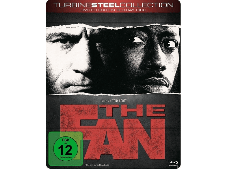 THE FAN (LIMITED STEEL COLLECTION) [Blu-ray]