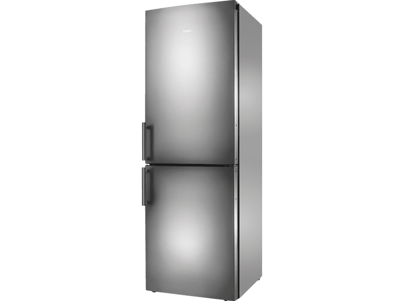 KOENIC KFK 45411 A2 NF  Kühlgefrierkombination (A++, 228 kWh/Jahr, 1780 mm hoch, Edelstahl)