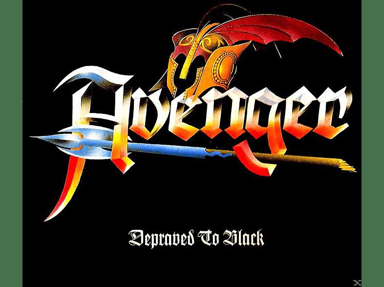 Avenger - Depraved To Black [Vinyl]