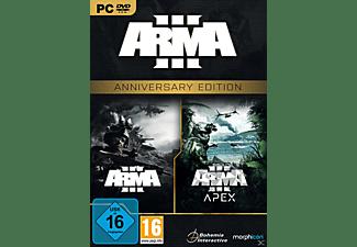 ARMA 3 Anniversary Edition (ARMA 3 + APEX) - [PC]