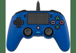 Mando - Nacon, PS4 Controller, con cable, Azul