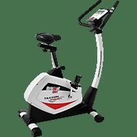 CHRISTOPEIT Taxxon Heimtrainer Ergometer, Weiß/Schwarz
