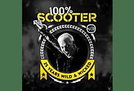 Scooter - 100% Scooter - 25 Years Wild & Wicked (Ltd.5CD-Digipak) [CD]