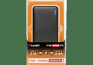 ICONBIT iconBIT FTB10000FC Powerbank 10000 mAh Anthrazit