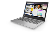 LENOVO IdeaPad 120S, Notebook mit 14 Zoll Display, Pentium® Prozessor, 4 GB RAM, 256 GB SSD, Intel® HD-Grafik 505, Mineral Grey