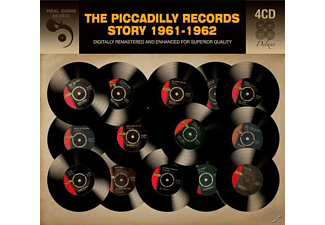 Piccadilly Records - Piccadilly Records Story  - (CD)