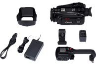 CANON XA 11 Camcorder Full HD, HDCMOS PRO Sensor 3.09 Megapixel, 20x opt. Zoom