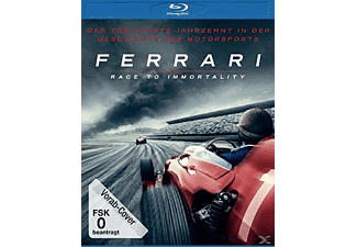 Ferrari - Race To Immortality Blu-ray