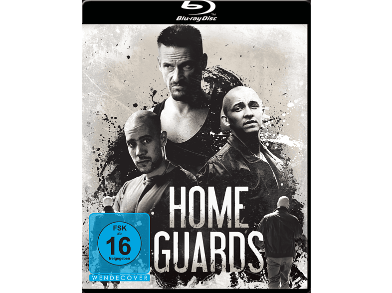 Home Guards [Blu-ray]