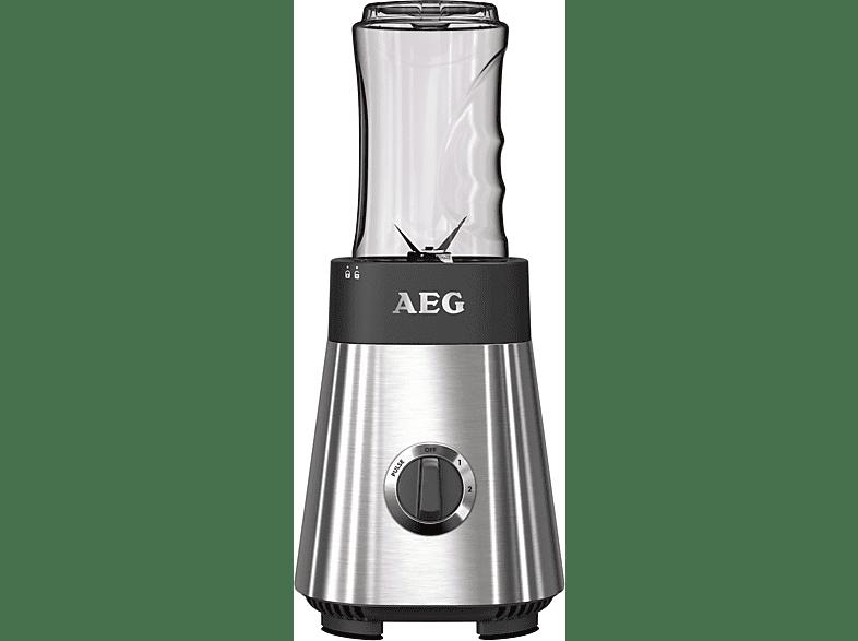 AEG SB2900 PerfectMix Mini  Standmixer Edelstahl (300 Watt)