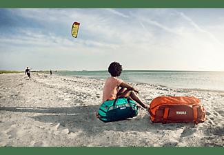 THULE Chasm Reisetasche Umhängetasche für Universal TPE-Laminat ohne Weichmacher mit einer 1000D Nylonbasis , Rosaorange