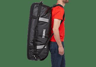 THULE Chasm Reisetasche Umhängetasche für Universal TPE-Laminat ohne Weichmacher mit einer 1000D Nylonbasis , Schwarz