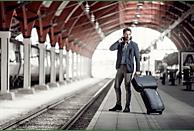 THULE Subterra Carry-On Notebooktasche, Umhängetasche, Ember Rot