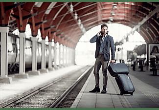 THULE Subterra Carry-On Reisetasche Umhängetasche für Universal 800D Nylon, Ember Rot