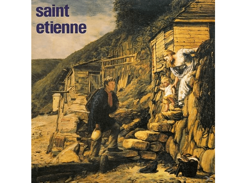 Saint Etienne - Tiger Bay [LP + Download]